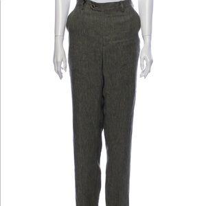 Sans Fifth Avenue linen pant size 34